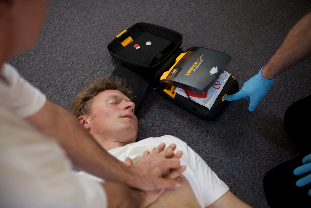 Jane Rawlings - Emergency First Response Training Course